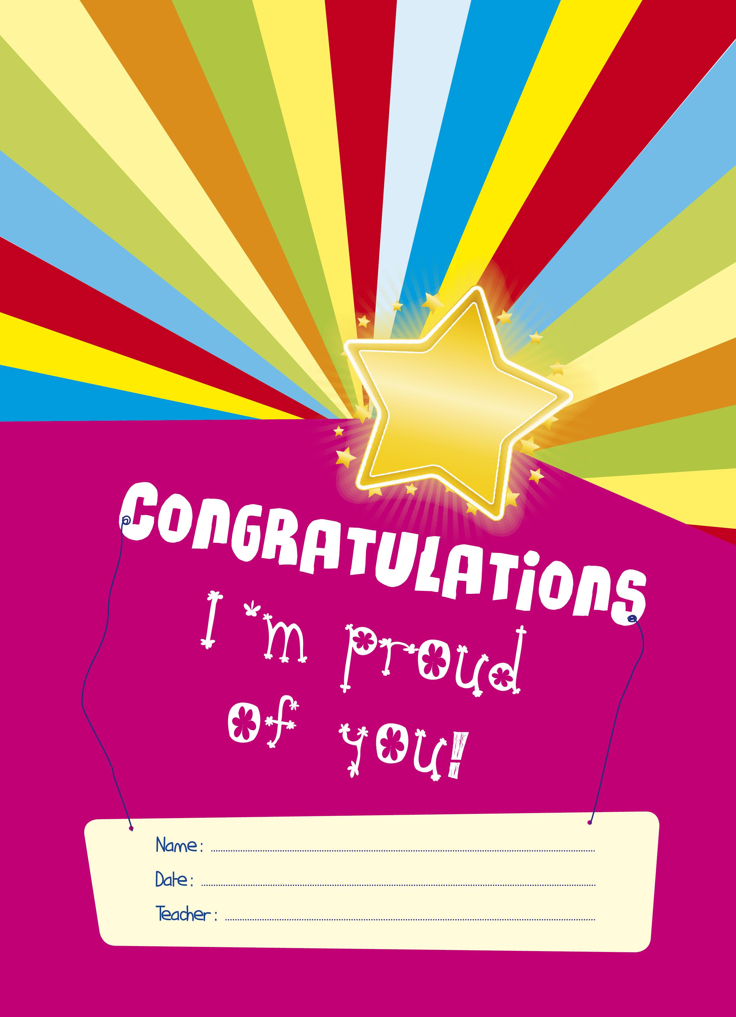 Congratulations Certificate invoice template receipt template – Congratulations Certificates