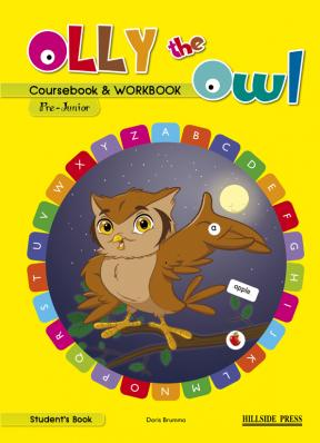 Olly the Owl pre-junior Coursebook & Workbook Student's Book