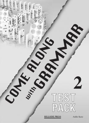 Come Along with Grammar 2 Test booklet Student's