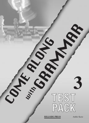 Come Along with Grammar 3 Test booklet Student's