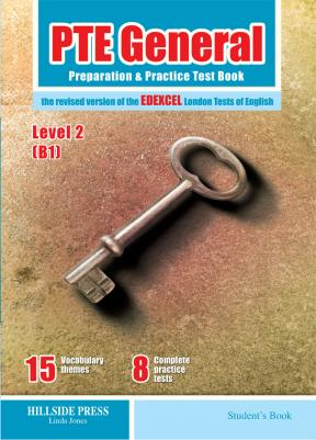 The PTE General Level 2 Exams Student's book