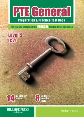The PTE General Level 5 Exams Student's book