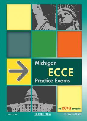 Michigan ECCE Practice Exams NEW Student's book