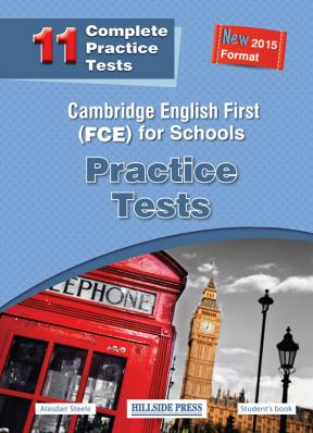 New FCE Practice Tests Student's book