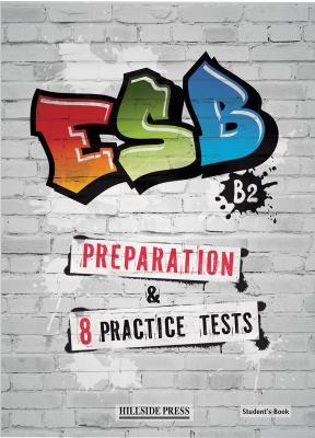 ESB B2 preparation & 8 practice tests student's