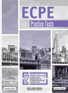 ECPE Practice Tests (Student's Book)