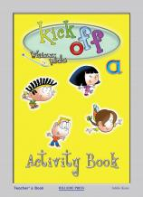 Kick Off A Activity & Fun Book Teacher's