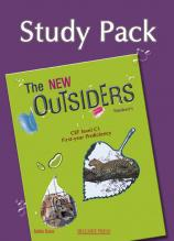 The New Outsiders C1 Study Pack Student's